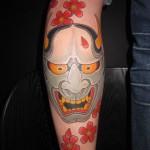 Tattoo by Ichibay