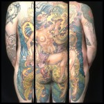 Tattoo by Owen Williams