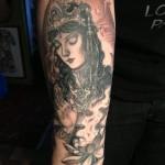 Isaac Fainkujen Tattoos